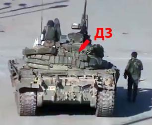 Т-55 сирия
