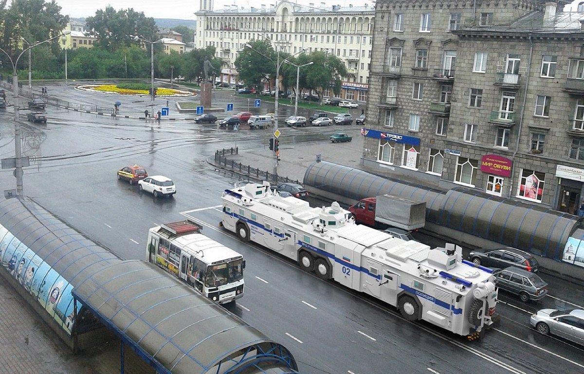 """В России разрабатывается очередной """"гарант демократии"""""""