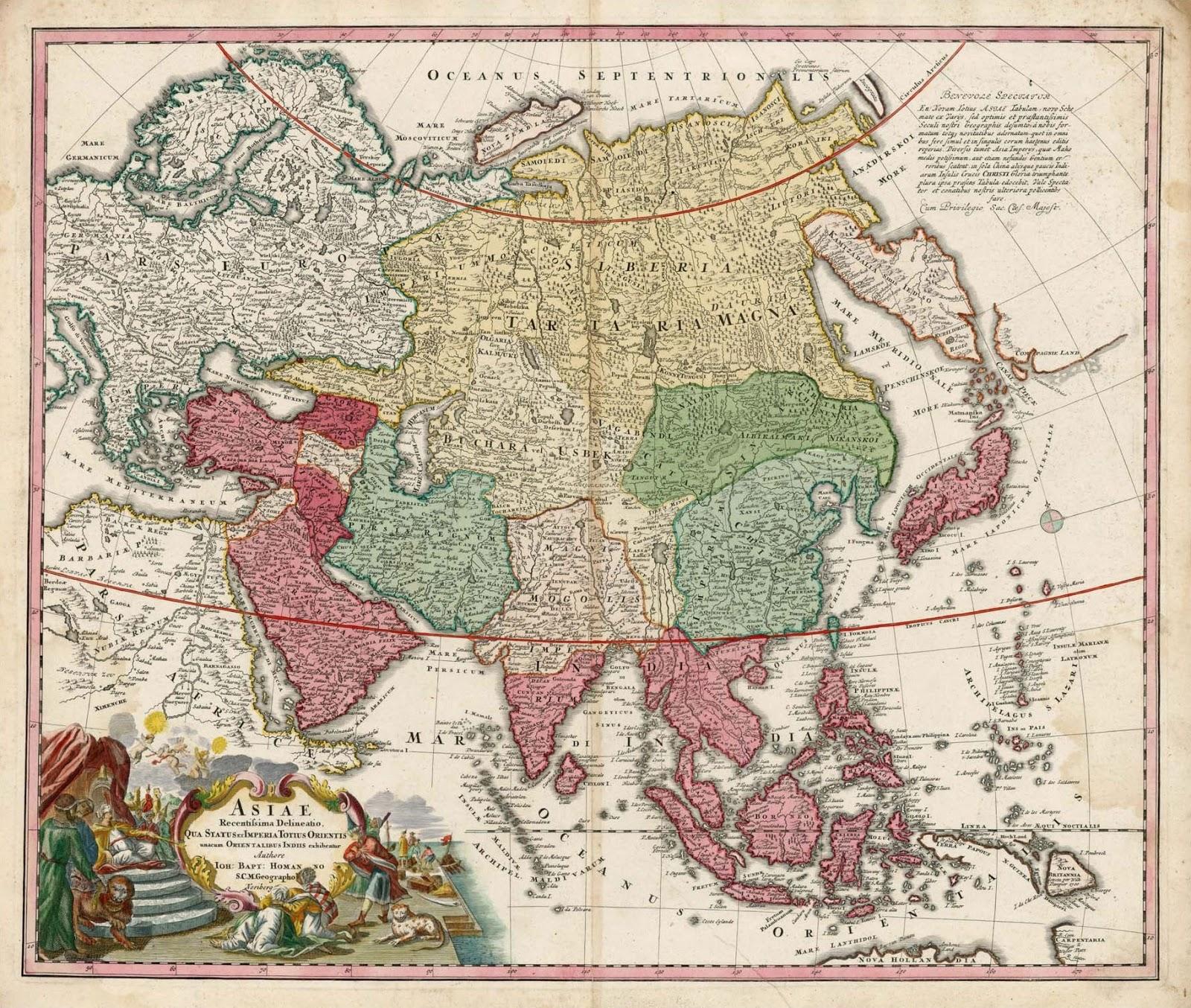 Карта-Тартария