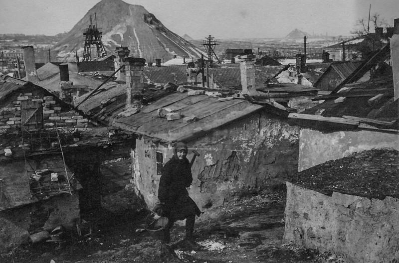 +Донецьк (Сталіне) в Другу Світову війну під час німецької окупації 1941-1943