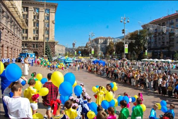 Сегодняшний день навсегда войдет в историю сильной и независимой Украины, - Порошенко о вступлении в силу СА с ЕС - Цензор.НЕТ 8533