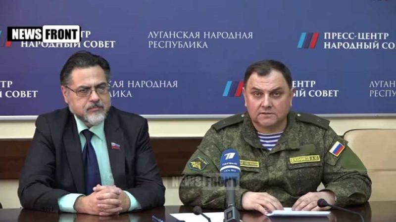 Российская сторона СЦКК фиксирует несуществующие обстрелы со стороны ВСУ, - штаб АТО - Цензор.НЕТ 857