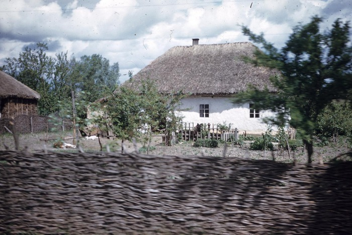 Viewoftheruralhouses