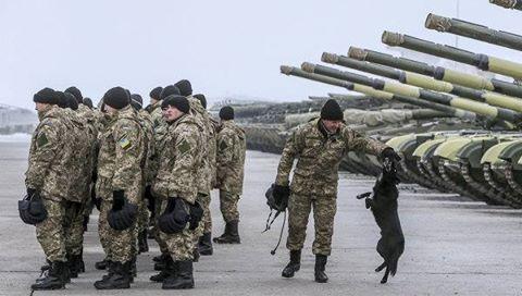 Украинская армия стала одной из самых боеспособных в Европе. Героизм наших воинов - залог победы над врагом, - Турчинов - Цензор.НЕТ 8365