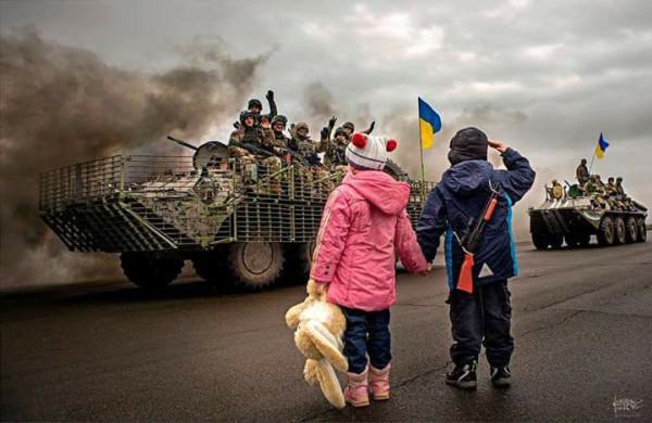 Порошенко наградил военнослужащих и сотрудников ВСУ по случаю 25-летия Вооруженных Сил Украины - Цензор.НЕТ 7068