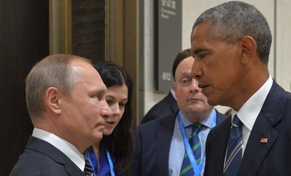 Лебединая песня для Путина от Обамы:  у  пиндосов есть полная инфа  каким образом путин добыл богатства и как увел их из России.