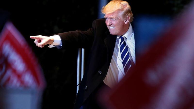 Первый удар Трампа по