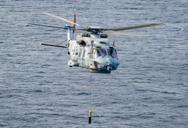NH90 NFH Caiman ВМС Франции