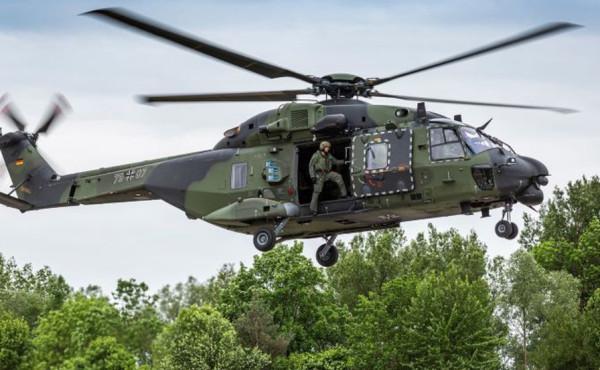 NH90 TTH бундесвера
