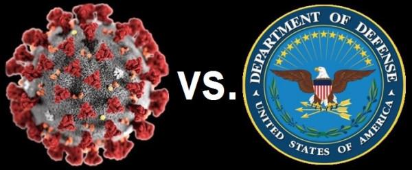 COVID-19 vs. US DoD
