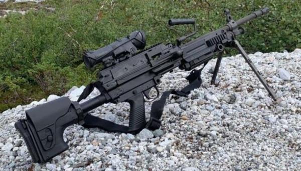 7,62-мм пулемет для ВС Норвегии: Всё-таки MINIMI 01