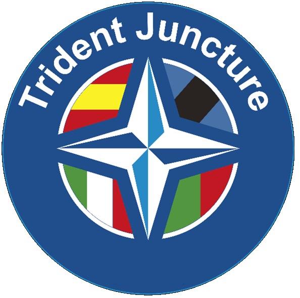 """Планы учения ОВС НАТО """"Трайдент джанкче-18"""""""