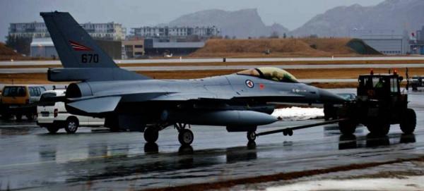F16 Bodo 2011
