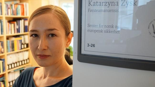 Zysk, Katarzyna