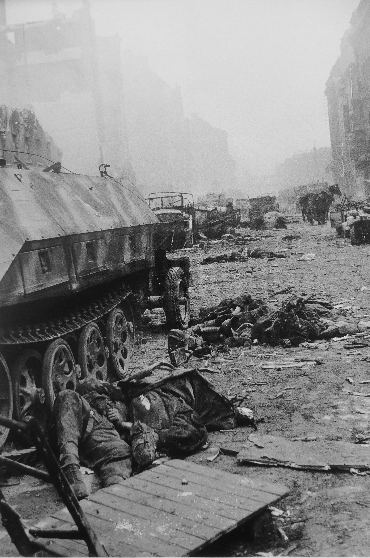Погибшие под Берлином фото