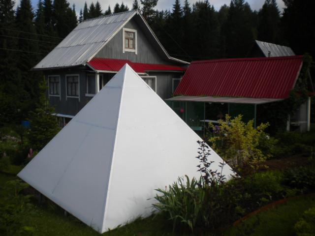 фотографии моей пирамиды.
