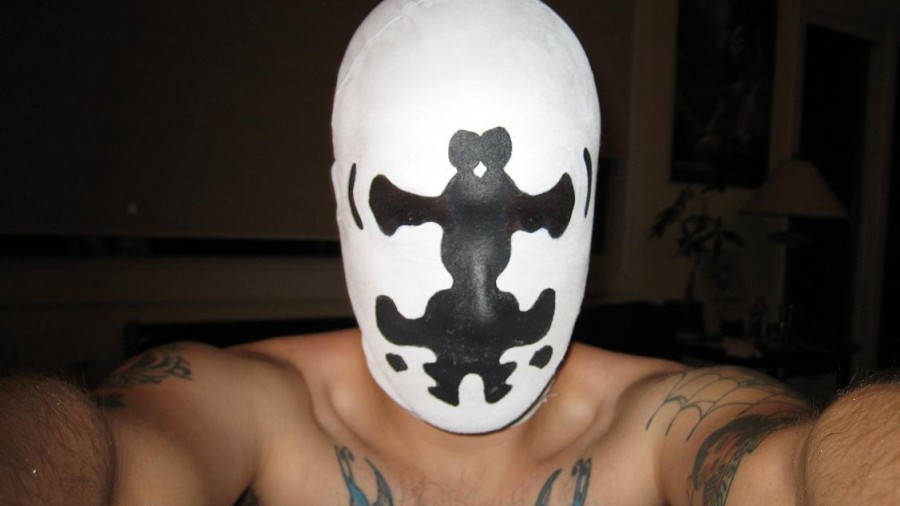 Get Rorschach Moving Mask Online