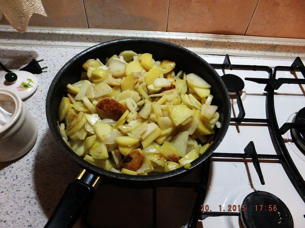 Фотографии жареной картошки