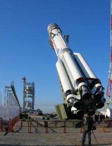 Launch_Vehicle_-Verticalization-,_Proton-M