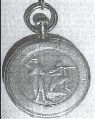 Наградные часы Русской императорской армии. Часть 2