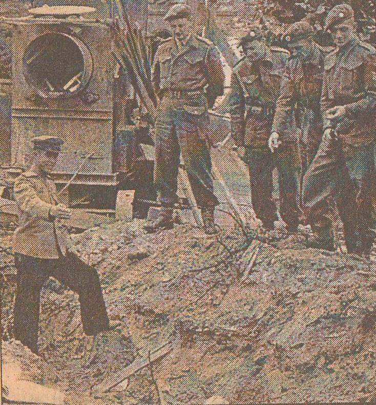 Второе сожжение А. Гитлера.