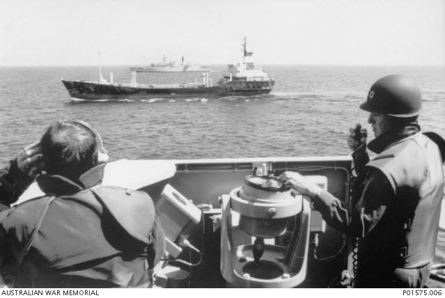 """Австралийские вооруженные силы и """"Щит пустыни"""", 1990-1991 гг."""