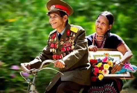 вьетнамские комсомольцы