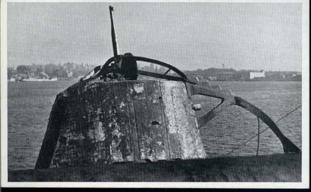 Подводная атака Сиднея.