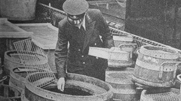 Лондонский зоопарк в годы Второй мировой войны.