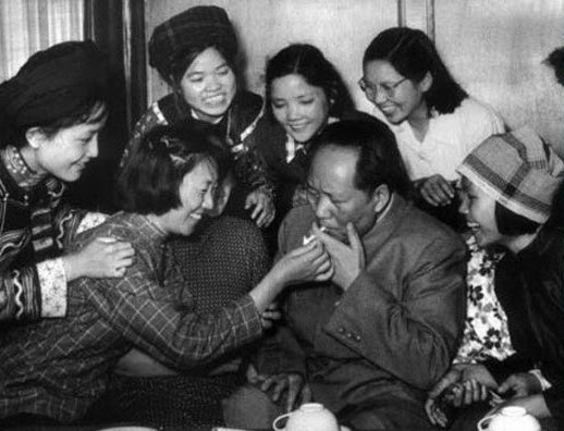 Извращенец Мао.