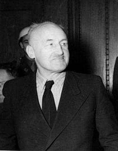 Нюрнбергский трибунал.