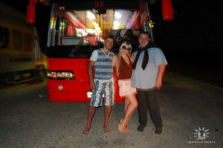 Bus Party 2009