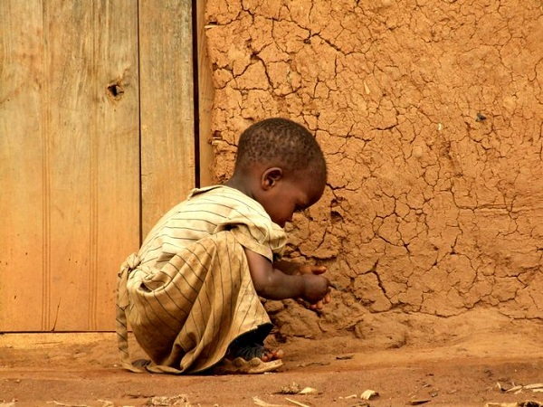child malnutrition in africa