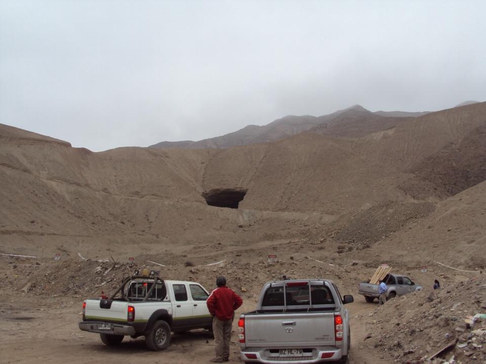 Tierra Amarilla, Chile
