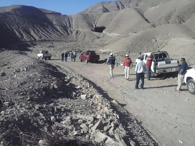 Tierra Amarilla, Chile1