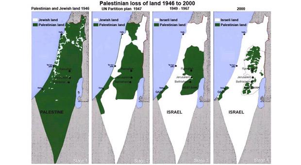 Israel-and-palestine