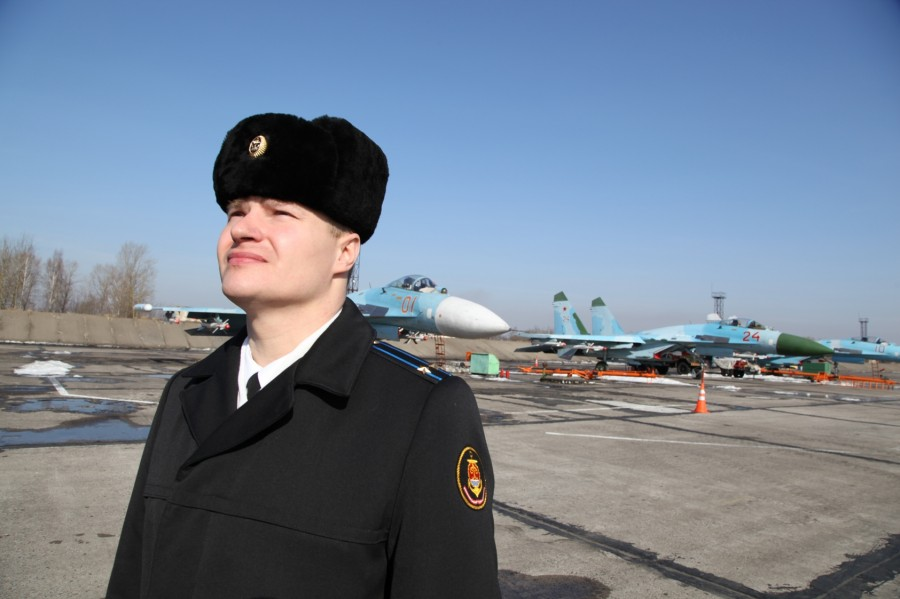 командир эскадрильи