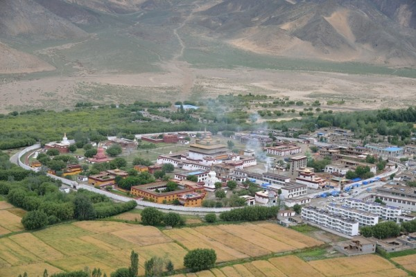 13.фото монастырь Самье