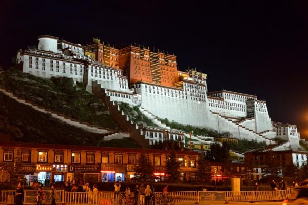 17.фото Потала Дворец Далай Ламы