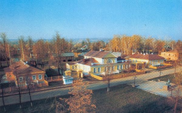 Фото 16  Панорама музейного комплекса