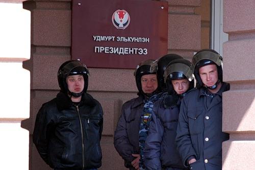 космонавты против митинга