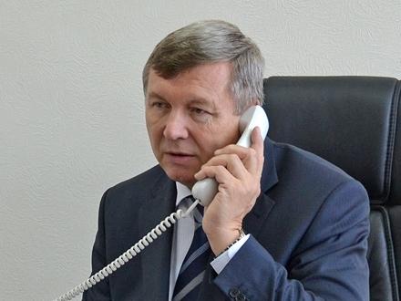 Министр Шаплыгин