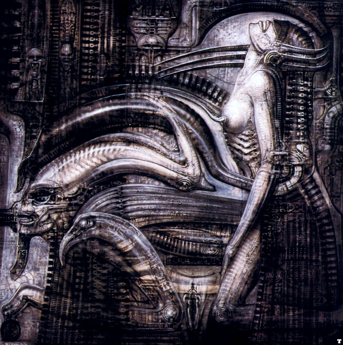 Giger-Biomechanical_Mia,_Egyptian_Style