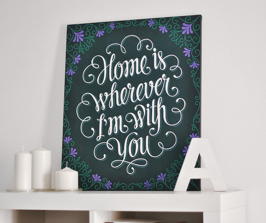 My home is 3