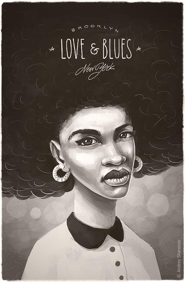 black girl 600