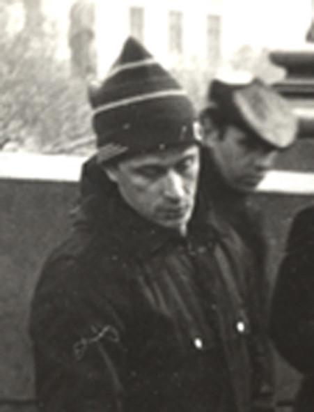 Путин Ленинград КГБ задержание правозащитника 1989