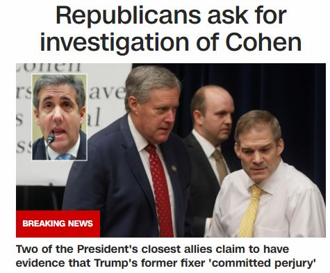Пара республиканцев раздумывают не подать ли на Коуэна на увеличение срока...