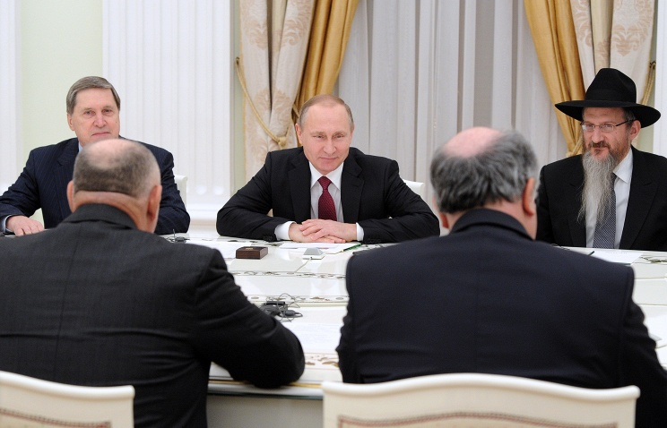 Кадр хроники из РФ