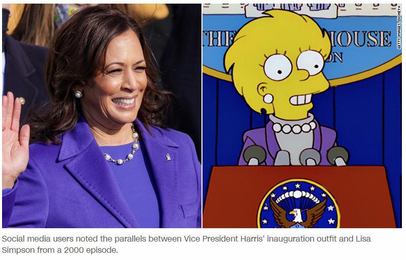 Как всегда, Симпсоны предсказывают будущее...