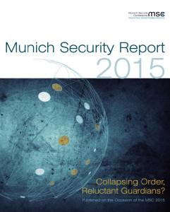 Мюнхенский доклад